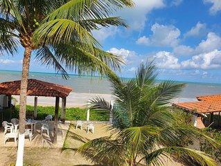 Casa a beira mar em São Bento Maragogi AL