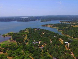 Secluded Guest House & Pool on Lake Travis Cove