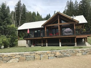 Silver Star's only 40 acre retreat