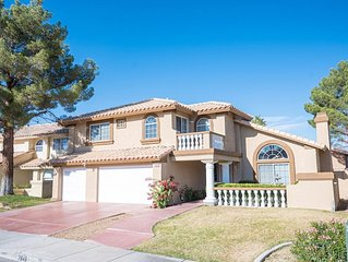 Amazing house 5 minutes from Strip!