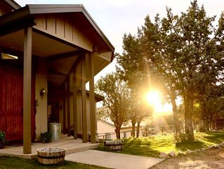 B&B Ranch bordering Natl. Forest, Horses welcome