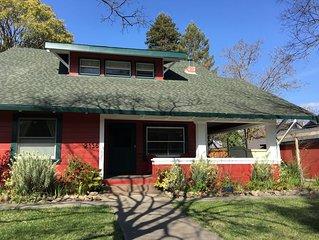 The Napa Art House - Old Town Napa