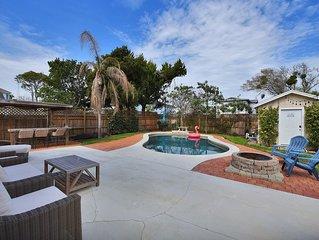 Jax Beach Pool Home- Sleep 8