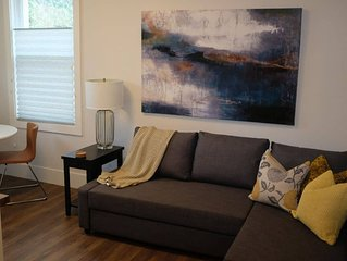 311-Walk to all! 1 Bedroom Gem Downtown San Jose!