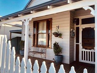 Railway Cottage, Gorgeous Heritage Award Winner.