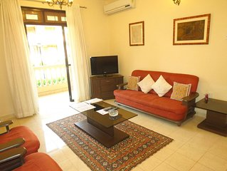 33) Spacious Luxury Serviced Apartment Regal Palms - Candolim