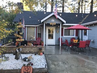 GREAT LOCATION!!  Right in the heart of big Bear Village . Steps to everything!
