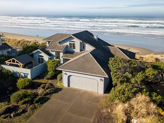 New Listing!  Luxury Oceanfront Home