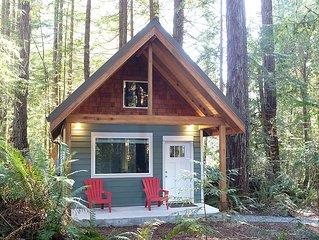 Private Redwood Retreat