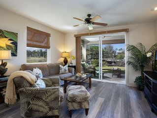 INTER-ISLAND SPECIAL 20% off flawless ocean view Hali'i Kai at Waikoloa