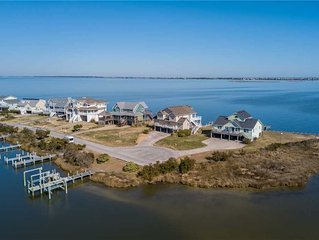 A Speckled Trout: Great place for boaters, fisherman, private hot tub, rec room