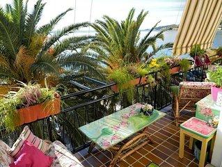 Ferienwohnung Nasta  A1(2+2)  - Omis, Riviera Omis, Kroatien