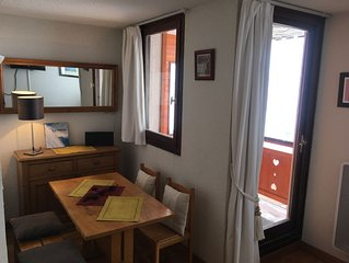 Appartement  Le Joker 4 pers Label Qualite Val Thorens 2,5 Chalets Charme