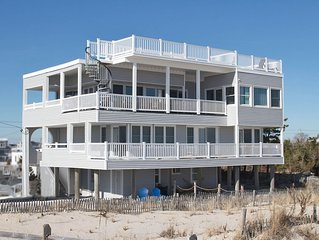 Loveladies - ~LBI~ - Stupendous - Five/Six Bedroom - Oceanfront