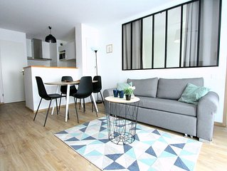 Parfait appartement pour 4 personnes Disneyland Chessy (FONTAINE4)