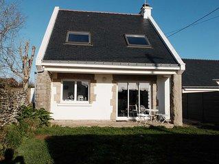 Maison à Penvins, plage à pied à 100 m