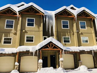 Luxury Mountain Chalet -- Full Condo Available