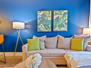 Luxury 1 Bdr Suite King Bed, 55' Smart TV, Netflix