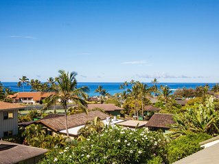 Walk to Beaches, Ocean View Pool, 3 Lanais - MN608