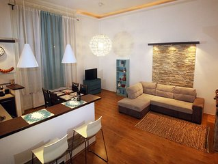 Nice apartments in the classical imperial house