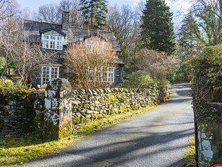 Idyllic Lakeland Cottage near Lake Windemere
