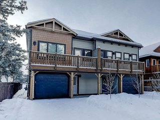 Brand New Canmore townhome