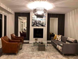 Luxury retreat for 10