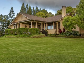 Historic Upcountry Ranch Home