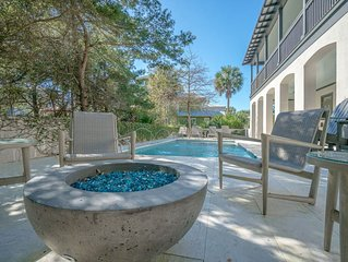 'Grits Carlton' Seacrest Beach Rental in Gated 30A Community with Private Pool!