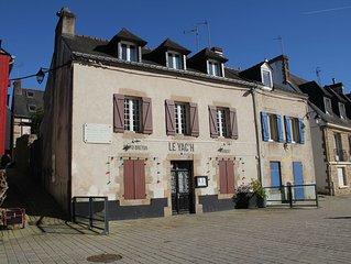 Auray / Saint-Goustan - Maison 4 personnes - Sur les pas de Benjamin Franklin