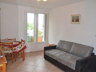 Appartement T2 meublé 32m2+parking privé
