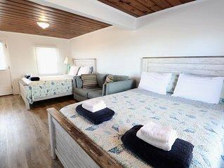 Charming Ocean Front Studio Apartment