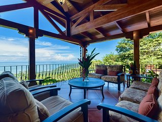AMAZING OCEAN AND JUNGLE VIEWS!!!
