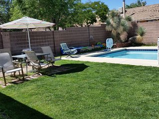 Private pool, get 100$ back at checkout! *ask me how