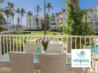 Ocean View Luxury Beach House 3 bedrooms - Playa Turquesa Ocean Club