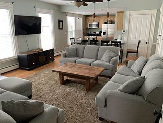 Downtown North Conway doesn't get any closer, Spacious, Luxury and Private
