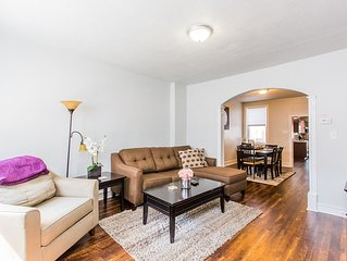 Lovely Downtown Townhome