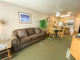 Inn Condo #212 Pet friendly with free WiFi, 1 bed, 1 bath