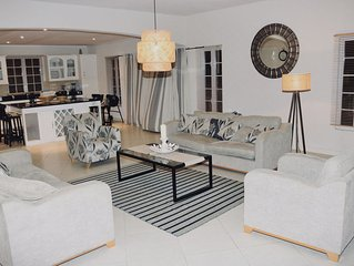 Serenity:Beautiful Villa, Inch Marlow, Christchurch, Barbados