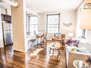 FREE PARKING  New 2/2 beautiful apartment in the heart of Baltimore by ENVITAE