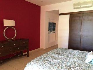 Beautiful first floor apartment in la Cruz de Huanacaxtle