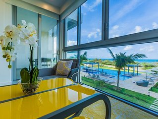 Keep calm and welcome to a paradise dreamed condo. 3 BDR Azure-211