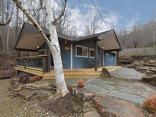 Newly Listed Mountain Retreat