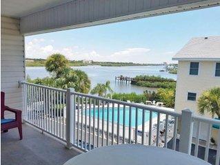 La Buena Vida II at Captains Cove, Indian Shores, Florida