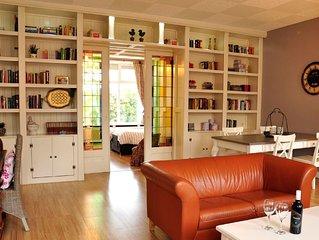 Prachtig, luxueus en ruim appartement met balkon aan de Zeeuwse kust