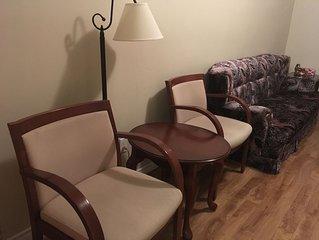 Decent Two Bedroom Suite