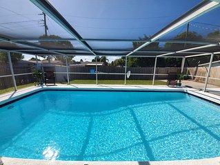 Cozy Pool Paradise!!
