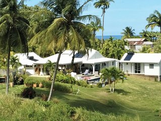 Villa 5 ch. piscine proche de Deshaies
