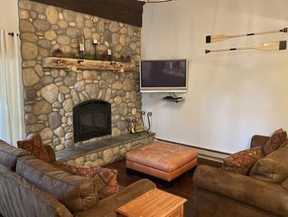 Stylishly renovated Incline Village condo for rent