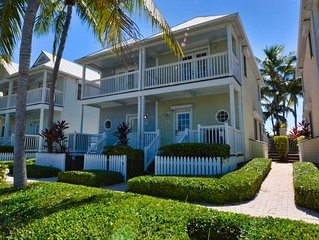 2 Bedroom and 2 Bath Village at Hawks Cay Villa 7011 with Private Patio Jacuzzi